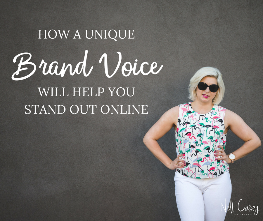 Why Is Brand Voice Important - Nell Casey Creative
