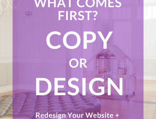 Redesigning Your Website? What You Need to Know About Your Copy