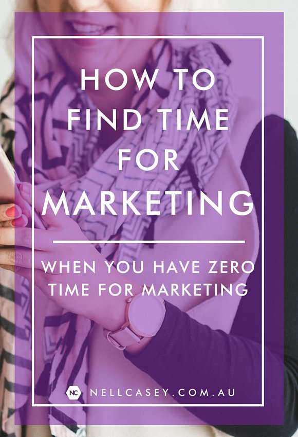 find time for marketing|marketing time planner