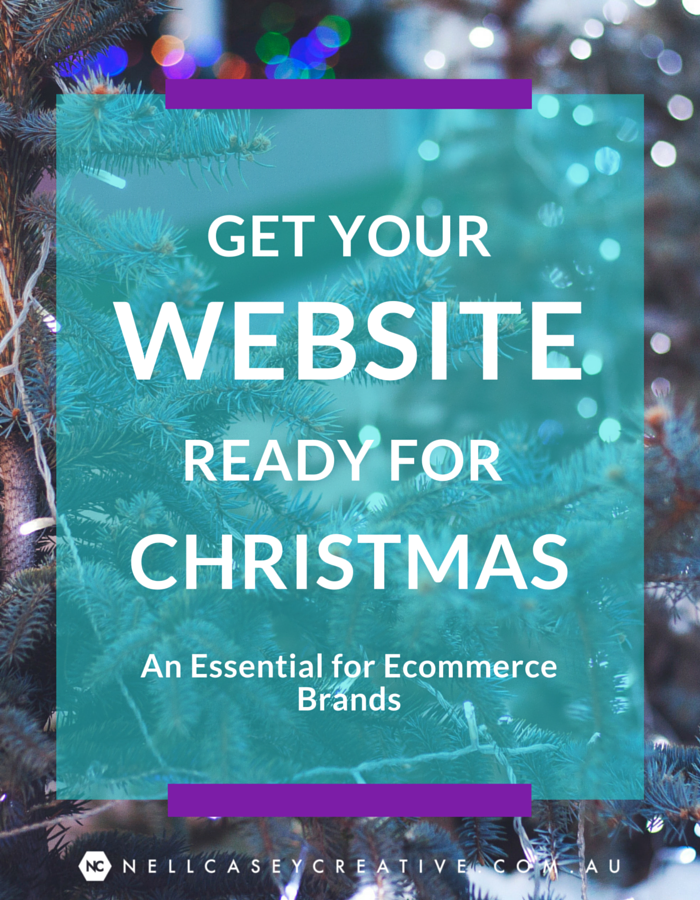 How to Get Your Website Ready for Christmas