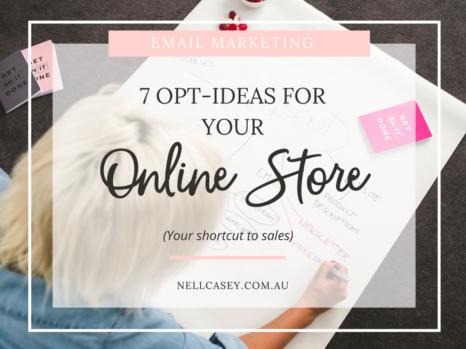 7 Opt In Ideas For Your Online Store