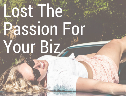 What To Do When You've Lost Passion For Your Ecommerce Business