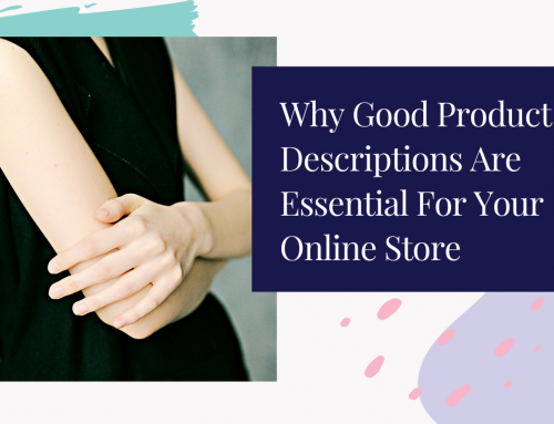 1 Dress, 5 Ways: Why Good Product Descriptions Are Essential For Your Online Store